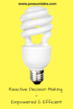Predictive Decision Making =Empowered & Efficient (1)